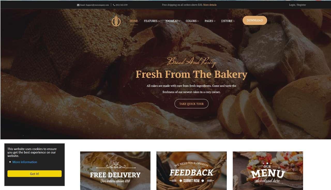LMS Bakery