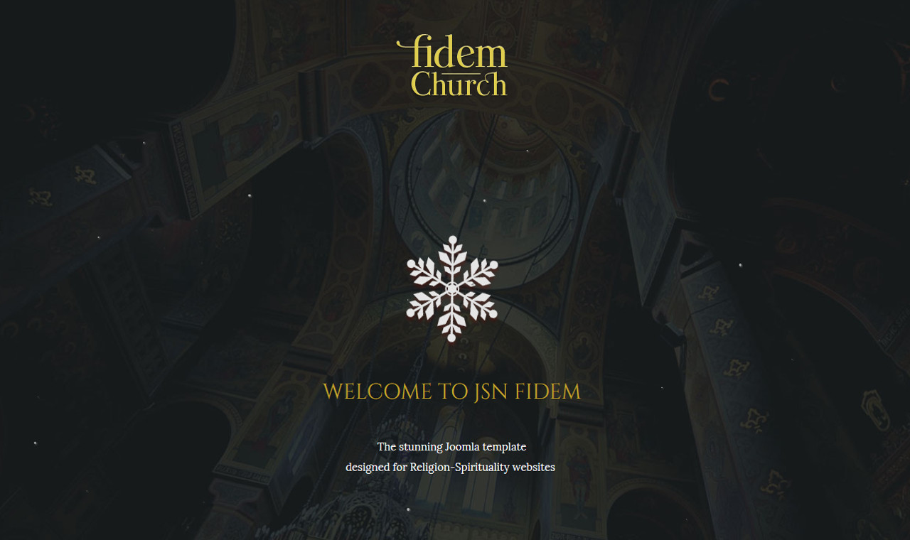 LMS Fidem Web Design Template