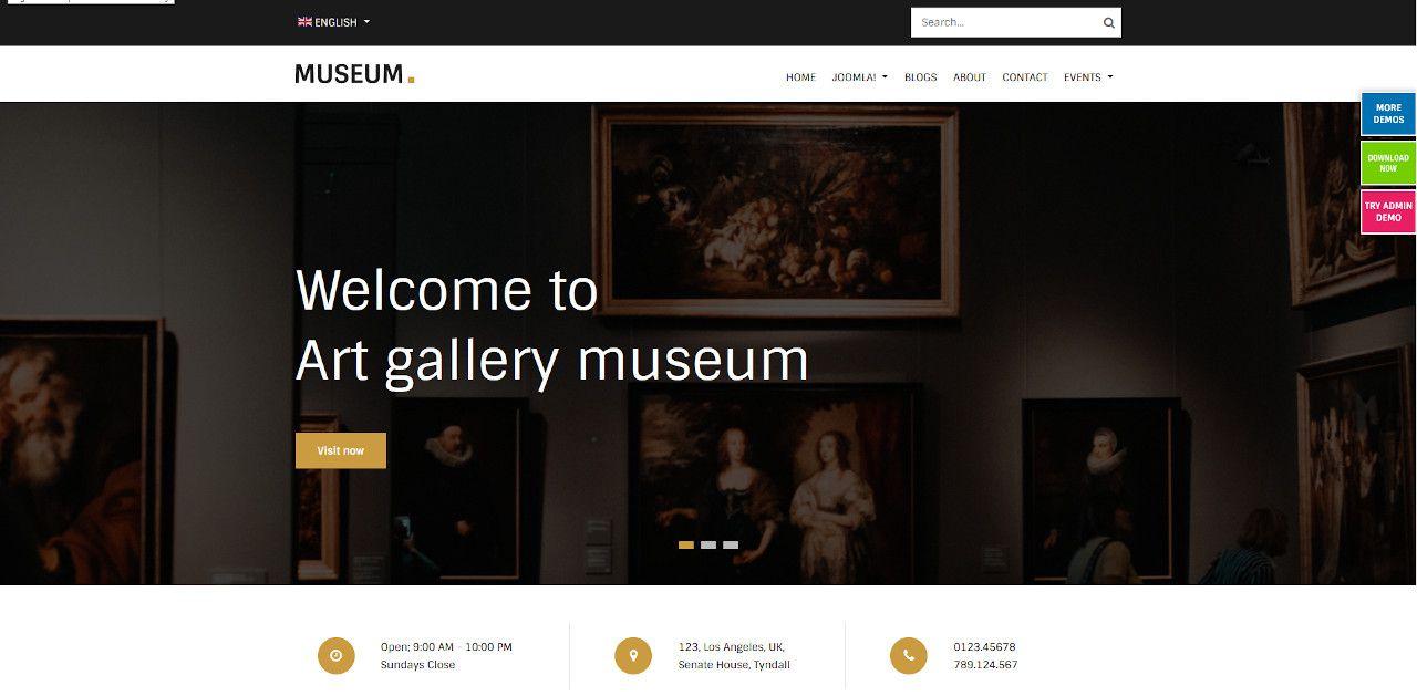 LMS Art Gallery Museum