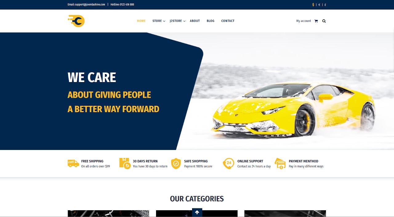 LMS CarService