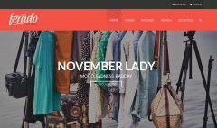 LMS Ferado E-Commerce Web Design