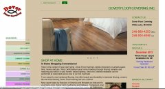 Dover Floor Covering Shop at Home Service