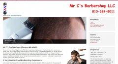 Mr Cs Barbershop of Fenton MI