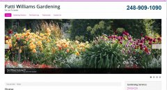 Patti Williams Gardening Service