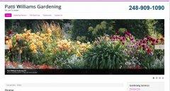 Patti Williams Gardening Service